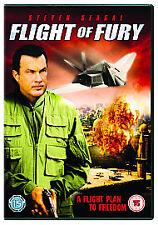 Flight Of Fury (Steven Seagal) **NEW & SEALED**