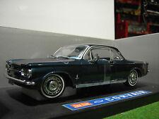 CHEVROLET CORVAIR coupé 1963 au 1/18 d SUNSTAR 1482 voiture miniature collection
