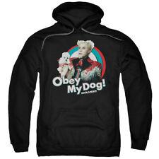 Zoolander Obey My Dog Mens Pullover Hoodie