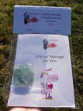 Crystal Massage & Meditation Kit for Pets
