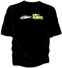 Hillman Avenger Tiger Breakdown humour T-Shirt