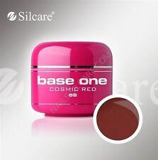 Silcare one color gel uv 5g BROWN Professionale vasta scelta di Colori
