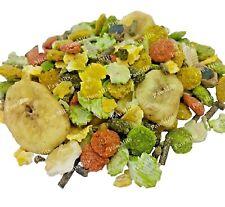 FRUITY RABBIT - (500g - 15kg) - Fruit Pet Feed Rabit Food bp Fruiti vf PawMits k