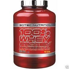 Scitec Nutrition 100% proteína de suero profesional 2350g Sci-Tec -