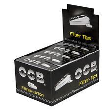OCB FILTER TIPS perforiert, Heftchen a 50 Tips !! TOP PREIS !!