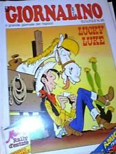 Il Giornalino anno n°25 1987 Lucky Luke Dargaud