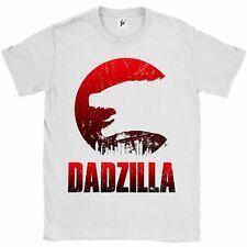 SCARY MONSTER dadzilla Padri Giorno Regalo Da Uomo T-shirt