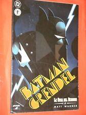 BATMAN -GRENDEL-OSSA DEL DEMONIO-  -PLAY PRESS