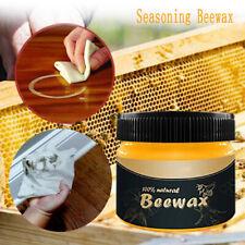 Assaisonnement en bois cire d'abeille réglé soins meubles maison sûr non toxique