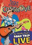 Mr. Stinky Feet's Road Trip Live Jim Cosgrove DVD NEW