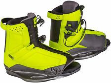 RONIX DISTRICT Boots 2017 yellow/gunmtal Wakeboard Bindung