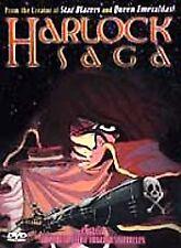 Harlock Saga (DVD, 2001) GREAT SHAPE