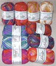 ( 4,20€/ 100gr) 50 gr Adina couleur et Magic de RELLANA 100% coton