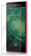 Sony Xperia M4 Aqua - Premium Real Tempered Glass Screen Protector Film [Pro-M]