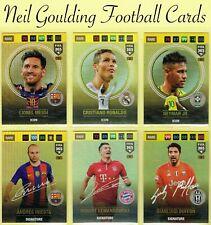 Panini FIFA 365 2016-2017 ☆ ICON/SIGNATURE/LEGEND ☆ Rare Football Cards #1 to #9