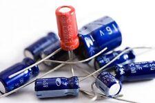 5 x Electrolytic Capacitors 100uF 1uF 47uF 6.3v 50v 16v