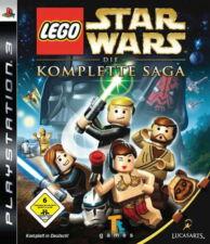 LEGO Star Wars: Die komplette Saga (Sony PlayStation 3, 2007, DVD-Box)