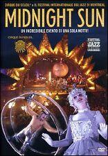 DVD cirque du soleil Midnight Sun (2004)