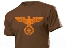 Tee-shirt Aigle Impérial avec de fer croix M EK EK1 EK2 taille S-XXL W CROSS