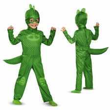 Toddler PJ Masks Classic Gekko Costume