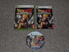 Dragon Ball Z: Burst Limit Xbox 360 Complete