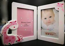 Lovely Kids Folding photo Frame with Cartoon Giraffe Decoration