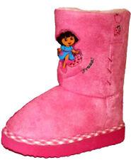 Bambini Novità Dora l'Esploratrice fruttato scarpa stivale invernale Snugg