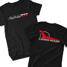 Larry Dixon 3X Top Fuel World Champ T-Shirt NHRA Drag Racing OFFICIAL MENS XXL