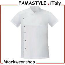 Chef Giacca a maniche corte RESTAURANT /& Catering Kent nero bianco Taglia Cappotto C734