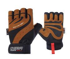 Chiba Gel Performer Handschuh für Kraftsport mit Hightech-Griffpolsterung 40160