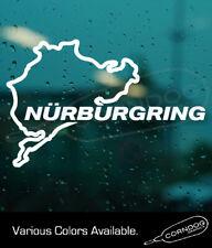Nurburgring VINYL STICKER DECAL VW HONDA TOYOTA MAZDA BMW BENZ AMG RACE GERMANY
