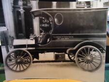 1920 Brooklyn TRUCK Arc Lamp NYC New York City Photo