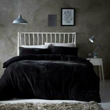 Popcorn Texture Duvet Cover Set Pillowcase Quilt Bedding Single Double King Sale