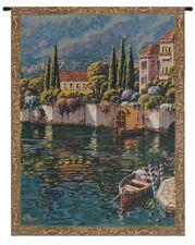 Varenna Reflections Mini Belgian Tapestry Wall Hanging