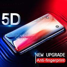 Pellicola Vetro Temperato 4D CURVO Protezione Full 3D per Huawei P20 Lite / Pro