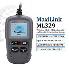 Autel ML329 Car Automotive Scanner OBD2 OBDII EOBD Fault Code Reader Tool Engine