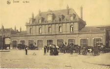 Douai - La Gare-Bahnhof-Nels Ak um 1915
