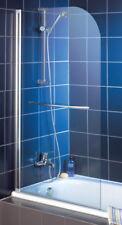 Schulte D1670 Badewannenaufsatz Badewannenfaltwand Badewanne Duschwand Aufsatz