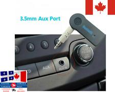 Bluetooth AUX Audio Receiver Car Radio Easy / Bluetooth pour voiture Prise AUX