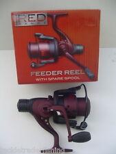DRENNAN RED RANGE FEEDER REEL or FLOAT FISH FISHING REEL