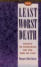 THE LEAST WORST DEATH - BATTIN, MARGARET PABST - NEW PAPERBACK BOOK