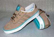 Adidas F37408 Kiel Suede Leder Schuhe Ultra Running Lauf Sneaker 40 43 Braun Wei