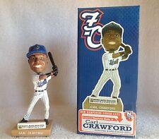 Carl Crawford Durham Bulls Los Angeles Dodgers Outfielder Bobble Bobblehead SGA