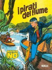 Mister No n.10!! I Pirati del Fiume!! Ottimo!!