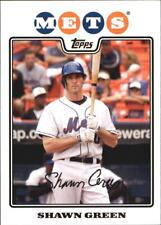 2008 Topps Baseball Base Singles #107-214 (Pick Your Cards)