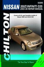 New - Nissan 350 Z (Chilton's Repair Manual) by Chilton