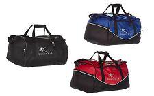 """Ju-Sports Tasche """"Team"""" mit Eisstock Aufdruck, Sporttasche, Sport-Tasche, Bag"""