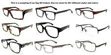 New Genuine Spy Rx Prescription Eyeglasses Frames Mens All Styles&Colors Ret$160