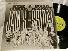 EDDIE CONDON BOBBY HACKETT Jam Session Ernie Caceres LP