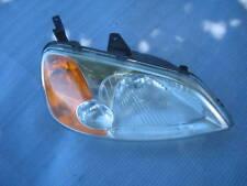 Honda Civic Sedan Headlight Front Head Lamp 2001 2002 2003 Factory OEM 4 door